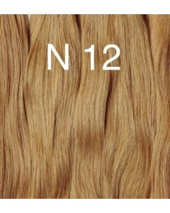 Tape Extension Natural Straight #12