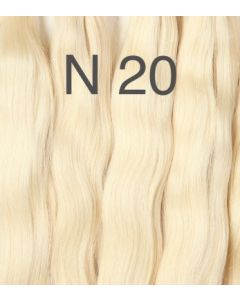 Tape Extension Natural Straight #20